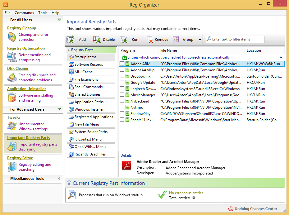 Spyware doctor v5.0.5.308 incl patch