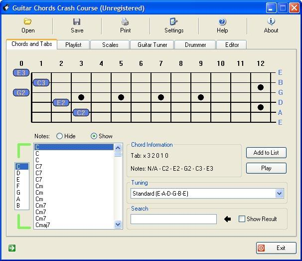 Guitar Chords Crash Course Free Download And Reviews