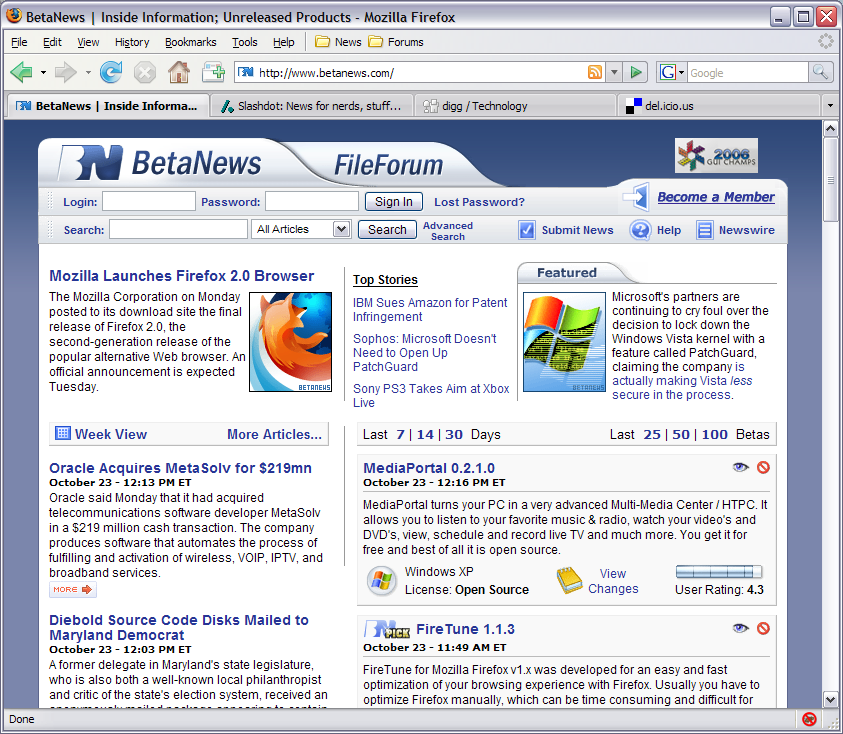 Mozilla Firefox for Windows (64-bit)