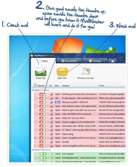 Firetrust Mailwasher Pro V6.4