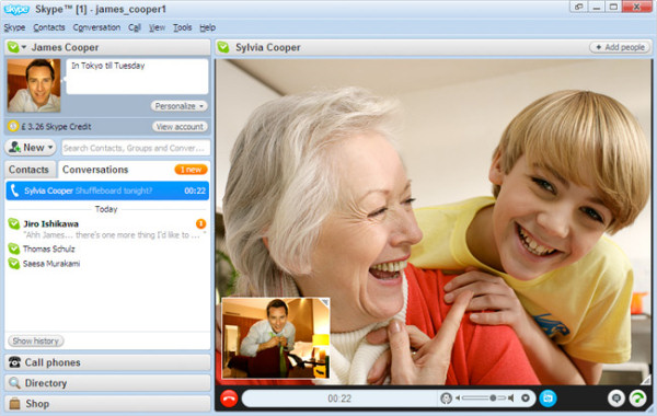 descargar skype ultima version para windows 7