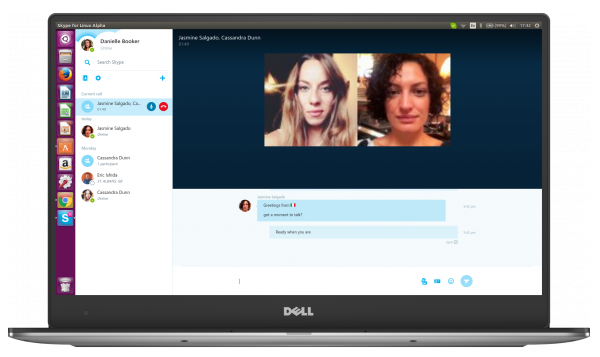 Skype for Linux