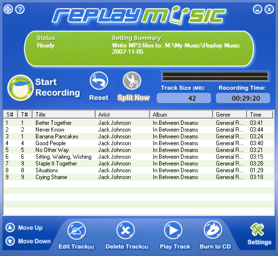 Replay Music