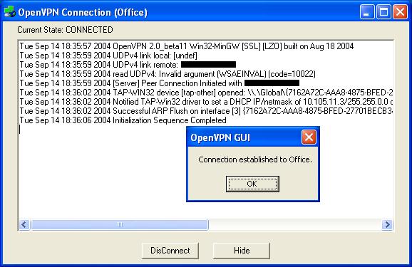 OpenVPN 2.4.6