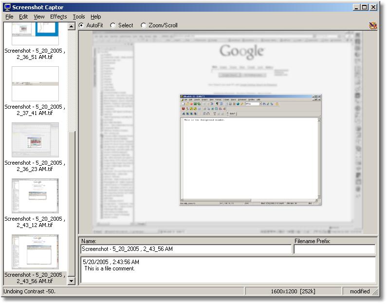 Screenshot Captor
