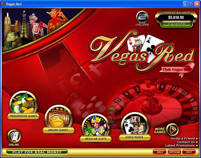vegas red casino download