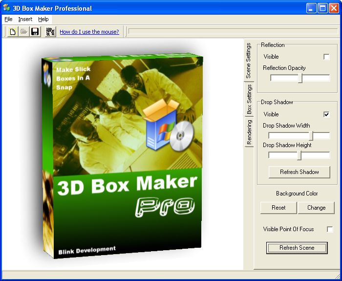 3d Box Maker Pro Free Download And Reviews Fileforum