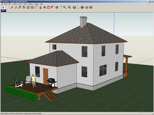 Google SketchUp for Windows