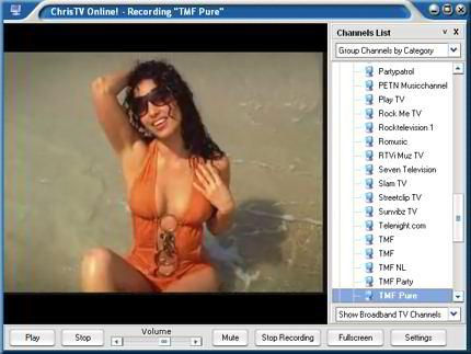 ChrisTV Online! Premium