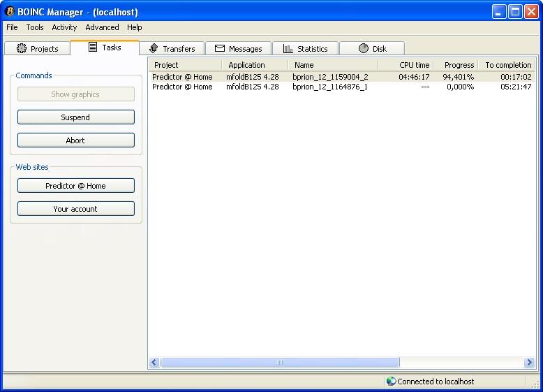 BOINC for Windows