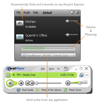 Airfoil for Windows