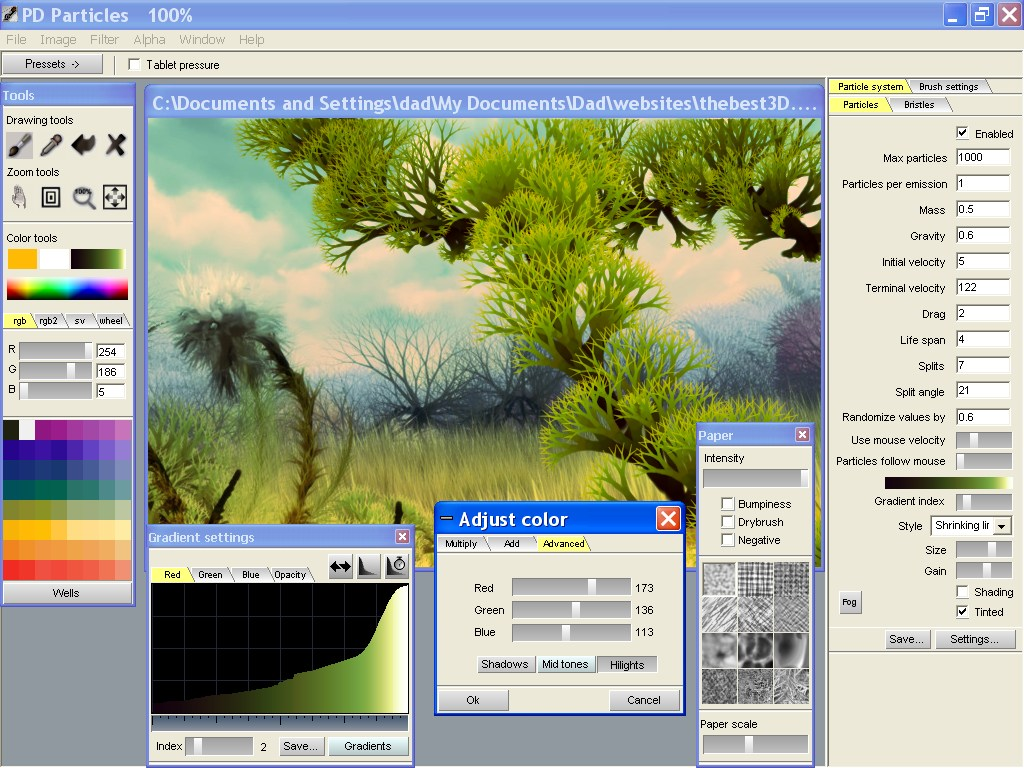 reports free photo airbrush software