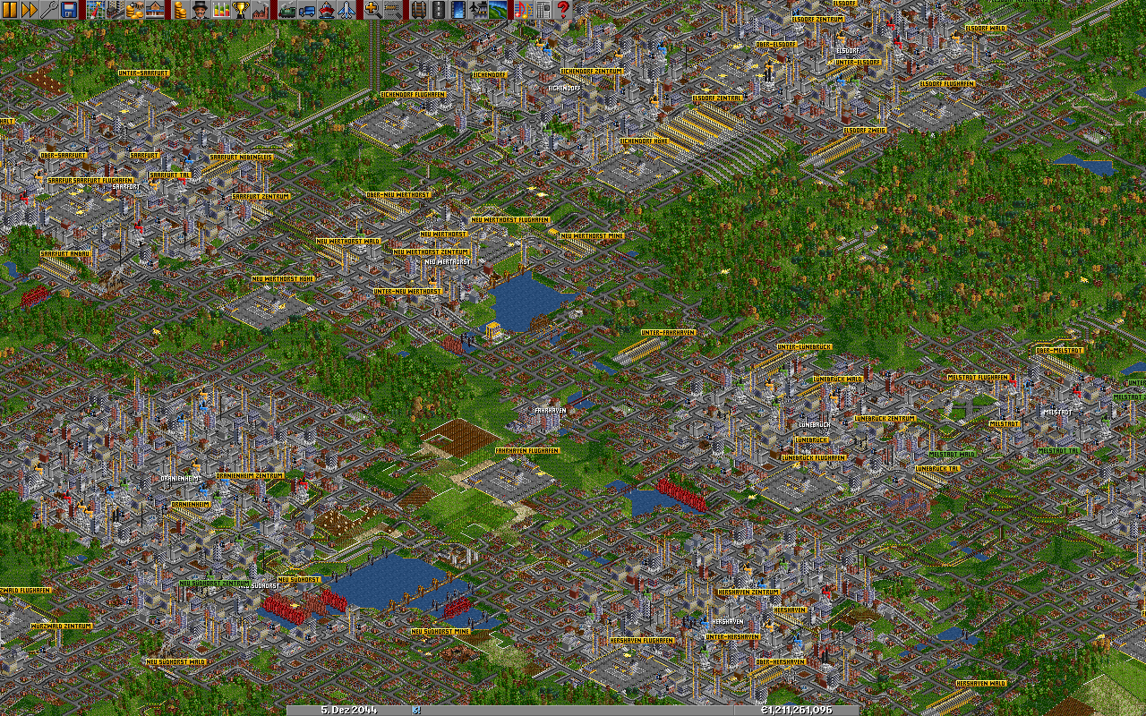 OpenTTD for Windows