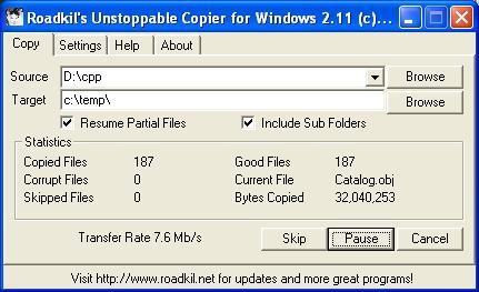 Для Windows (396 Кб). Восстановление данных: Unstoppable Copier v.4.4