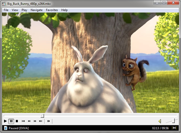 Media Player Classic - Home Cinema (32-bit)