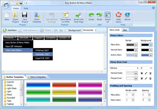 Menu Creator - Free download and software reviews - CNET ...