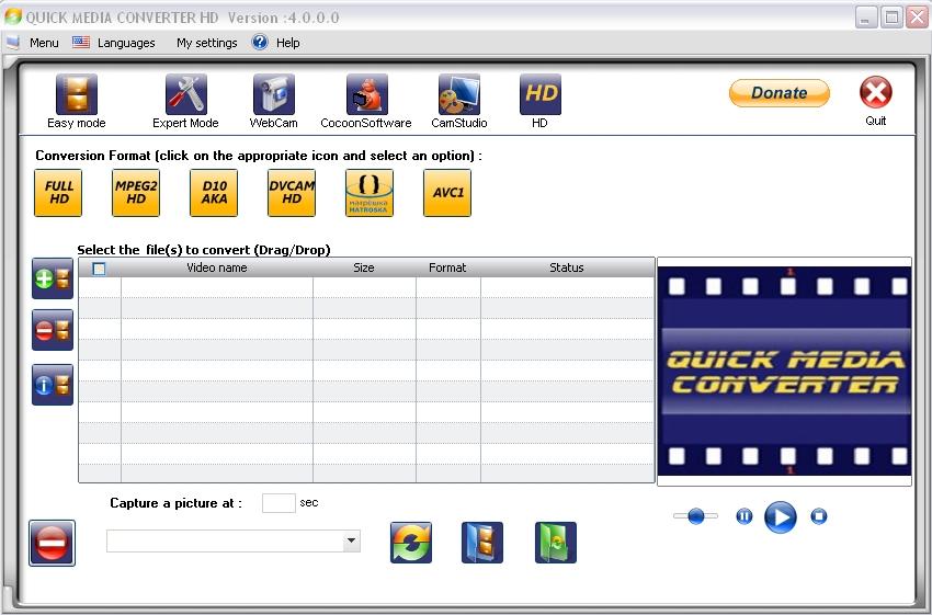 Quick Media Converter (32-bit)