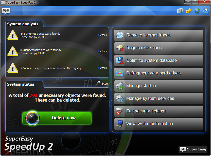 SuperEasy SpeedUp 2 v2.01 + Serial