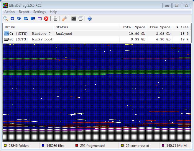 UltraDefrag (64-bit)