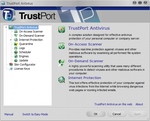 trustport antivirus free download and reviews fileforum