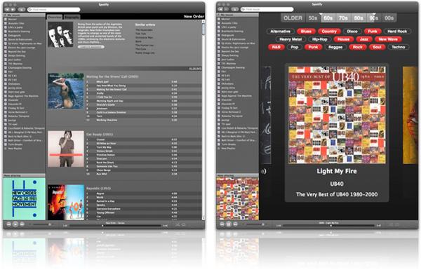 Spotify for Windows