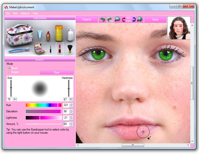 Maggi Hairstyle And Makeup Software - Hairstyles By Unixcode