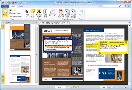 Nitro PDF Reader (64-bit)