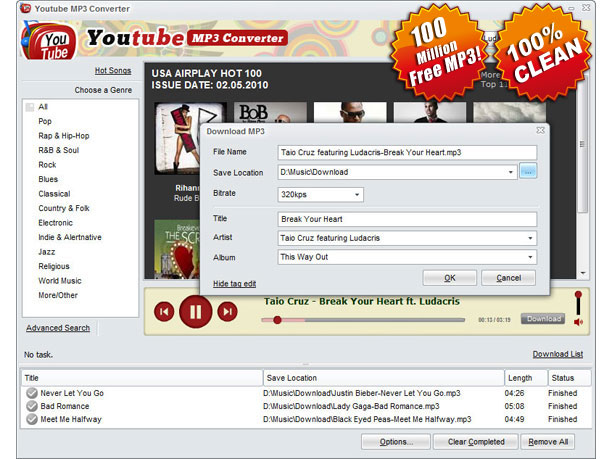 Publisher youtube mp3 converter homepage youtube mp3 converter