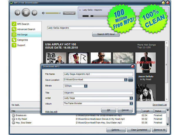 Mp3 download free music search - 5138