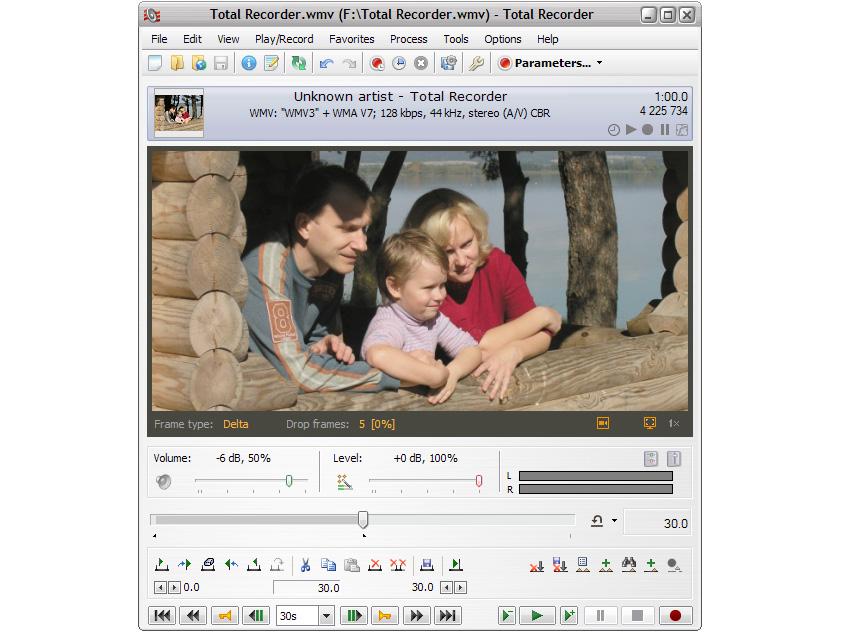 Total Recorder Developer 8.2.4200 + crack (patch) + русификатор.