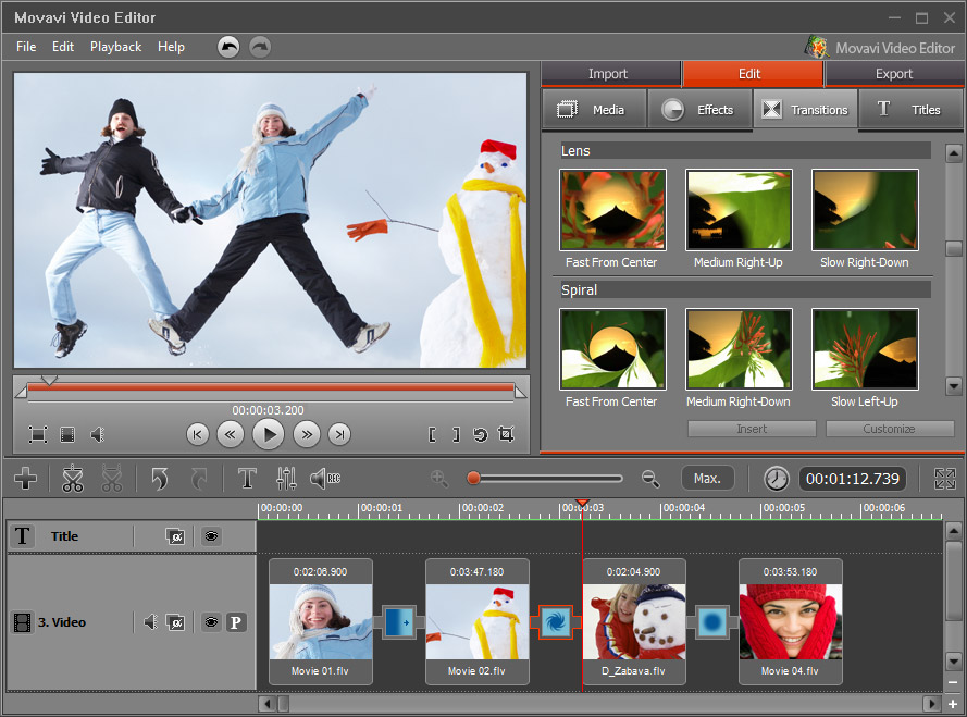 Movavi Video Suite 9.4 -FM UPLOAD. Convert Video, DVD & Audio Video