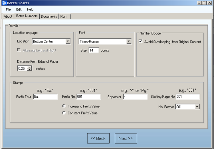 pdf page numbering software download