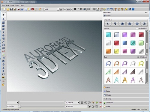 Aurora 3d Animation Maker Free Download And Reviews