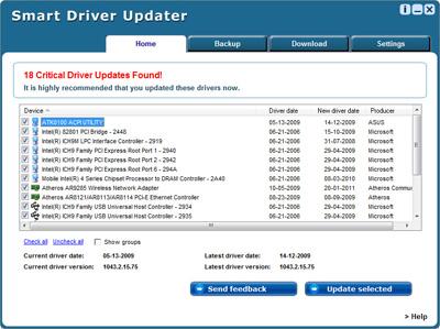 عملاق الحصول التعريفات Smart Driver Updater Portaple,بوابة 2013 1309351598-1.jpg