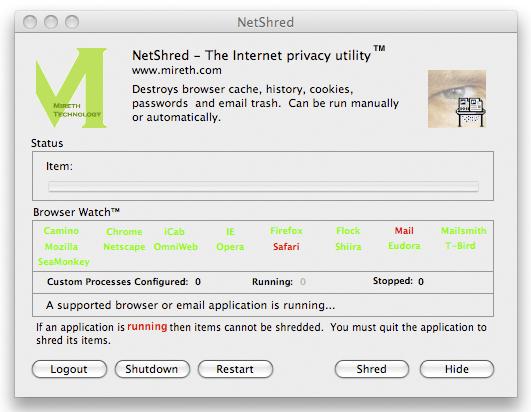 NetShred X