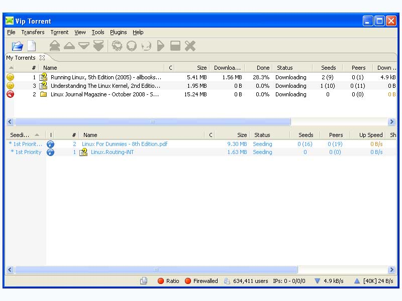 Choose the right torrent client for fast, easy, secure downloads