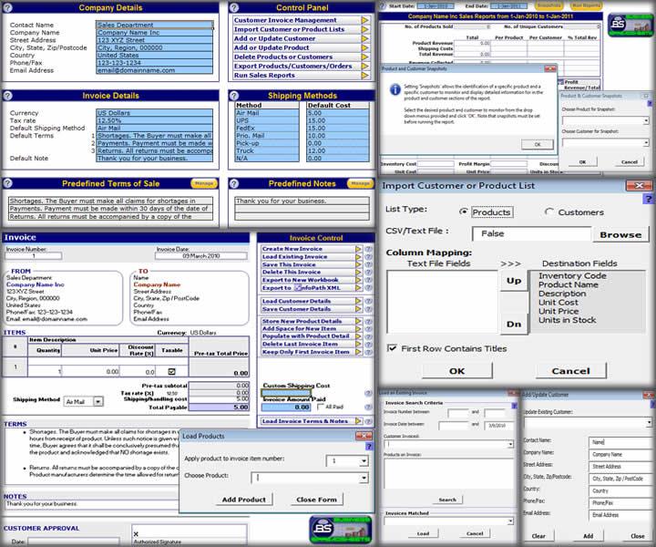 free invoice software for mac - Etame.mibawa.co