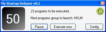 My Startup Delayer
