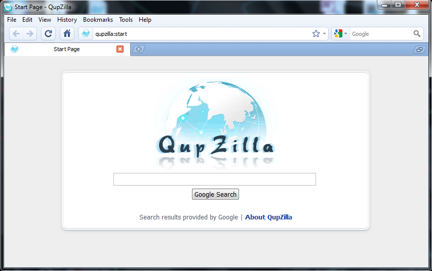 QupZilla for Windows