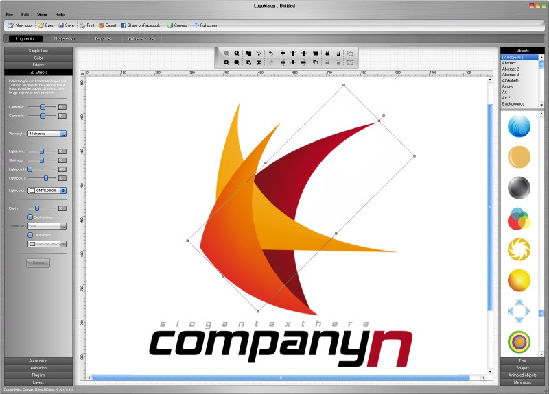 software for creating logos free