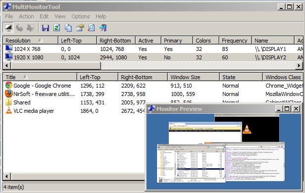 MultiMonitorTool (32-bit)