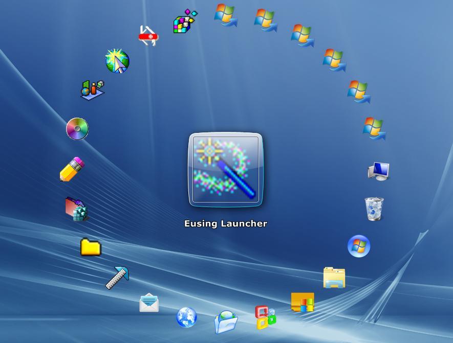 Eusing Launcher