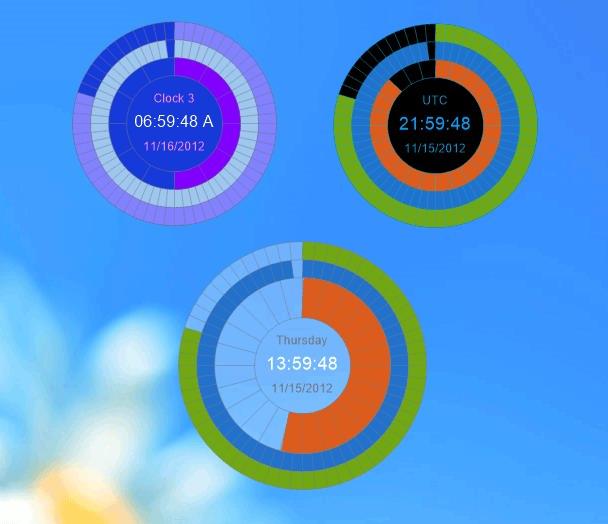 Eusing Clock