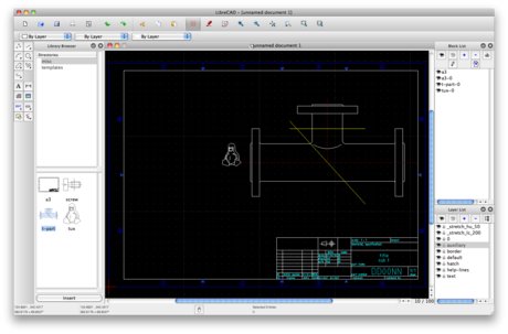LibreCAD Review http://fileforum.betanews.com/detail/LibreCAD/1363773484/1