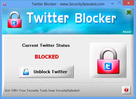Twitter Blocker
