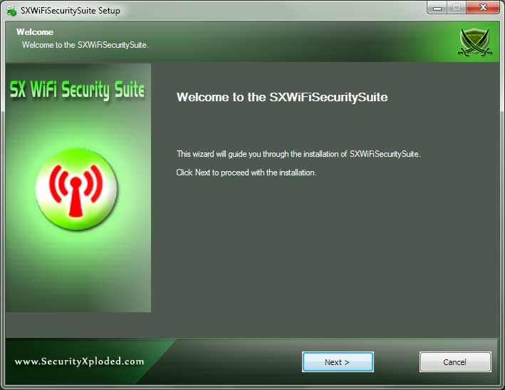 SX Wi-Fi Security Suite