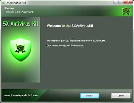 SX Antivirus Kit