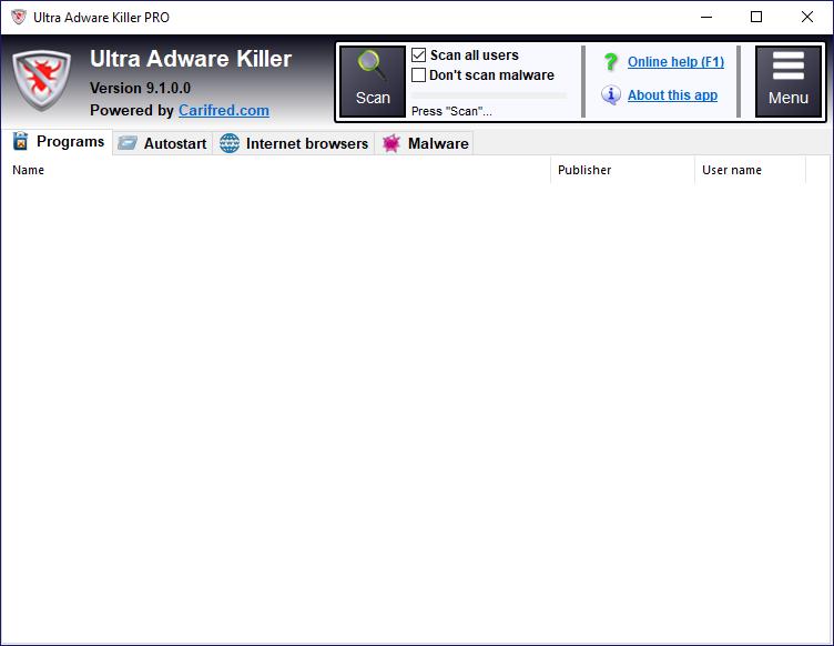 Ultra Adware Killer (32-bit)