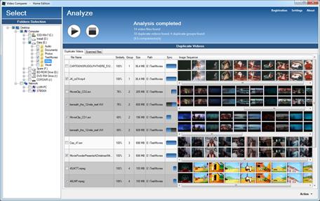 Video Comparer (32-bit)