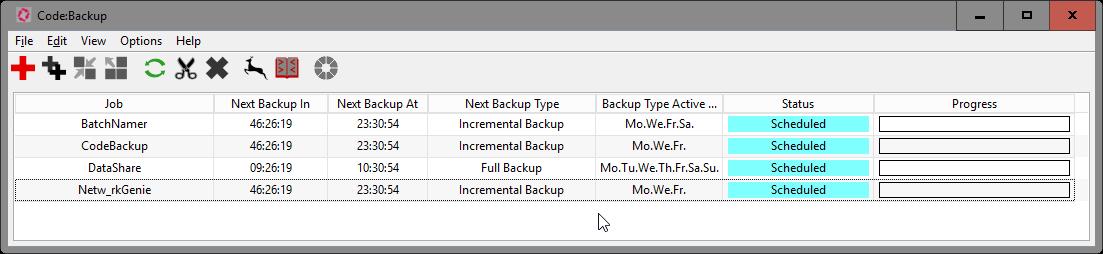 Code:Backup
